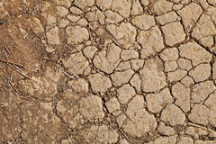 Scorched Earth Royalty Free Stock Photography