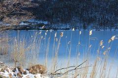 Scorci di Lago, Италия Стоковое Изображение RF