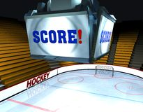 Score! stock image