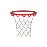 score de basket-ball de panier Photo libre de droits