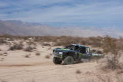 Score Off Road 4x4 Baja Truck Race Royalty Free Stock Images