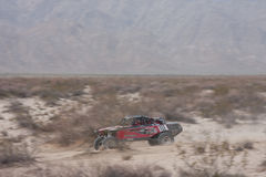 Score Off Road 4x4 Baja Truck Race Royalty Free Stock Image