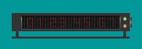 scoreboard Obraz Stock
