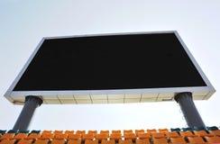 scoreboard at modern stadium Royalty Free Stock Photos