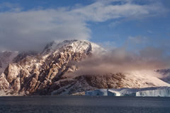 Scoresbysund - Greenland Royalty Free Stock Image