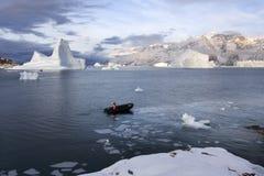 Scoresbysund - Greenland royalty free stock photography