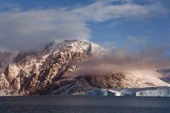 Scoresbysund - Groenland Royalty-vrije Stock Afbeelding