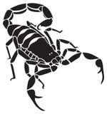 Scorpio royalty illustrazione gratis
