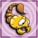 scorpio horoscope Стоковое фото RF