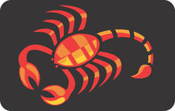 Scorpion Royalty Free Stock Image