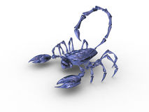 Scorpion 3d Stock Photos