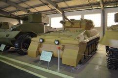 Scorpion britannique du réservoir FV-101 image stock