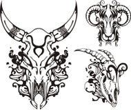 Scorpion.Fantasy Zodiac. Royalty Free Stock Images