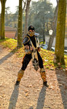 Scorpion at Lucca Comics and Games 2014 Stock Image