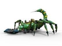 Scorpion robot Royalty Free Stock Image
