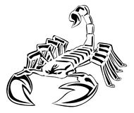 Scorpion. Set illustrator desain .eps 10 Vector Illustration