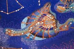 Scorpion - zodiaque Image libre de droits