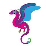 Scorpione del drago Fotografie Stock Libere da Diritti