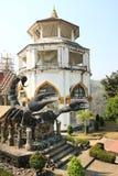 Scorpione e torre giganti Immagine Stock Libera da Diritti
