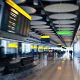 scorrere veloce di volo Immagine Stock