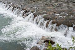 Scorrimento dell'acqua Fotografia Stock Libera da Diritti