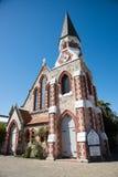Scot`s Presbyterian Church Limestone Building. Fremantle,WA,AUSTRALIA-NOVEMBER 13,2016: Scot`s Presbyterian Church with old limestone brick architecture on a Stock Photography