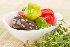 Scotch Bonnet Stock Photos