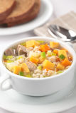 Scotch broth Stock Image
