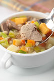 Scotch broth Royalty Free Stock Photo