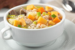 Scotch broth Royalty Free Stock Photography