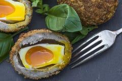 Scotch egg Royalty Free Stock Photography