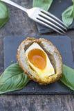 Scotch egg Royalty Free Stock Photo