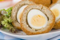 Scotch Egg Stock Photography
