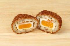 Scotch egg Royalty Free Stock Photos