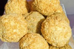Scotch Eggs Royalty Free Stock Image