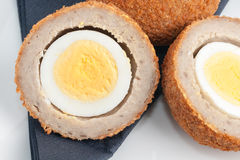 Scotch eggs Stock Image