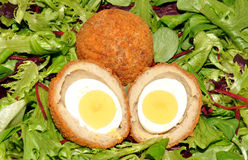 Scotch Eggs Stock Photos