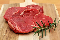 Scotch fillet Royalty Free Stock Image