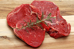 Scotch fillet Royalty Free Stock Photography