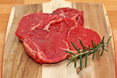 Scotch fillet Royalty Free Stock Photos