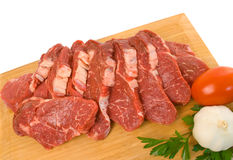 Scotch Fillet Steak Stock Photos