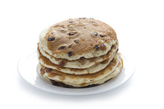 Scotch pancakes Royalty Free Stock Image