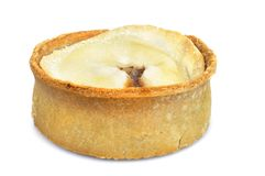 Scotch Pie Stock Image