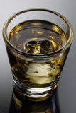 Scotch on the rocks Stock Images