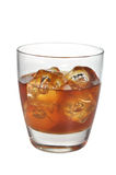 Scotch on the Rocks Stock Image