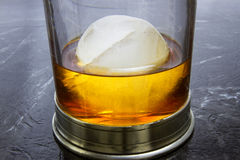 Scotch on the Rocks Stock Photos