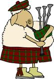 Scotch Sheep Stock Photography