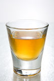 Scotch in shot glasses Royalty Free Stock Photo