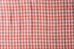 Scotch style fabric Stock Images