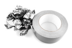Scotch tape Stock Photo
